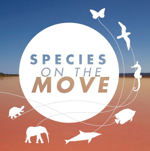 Species on the Move conference logo